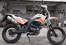 Gl Pro Modif Trail by Foto Modifikasi Gl Pro Trail Motorcross Drag Race