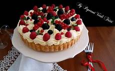 ricetta crostata al mascarpone e frutti rossi paneangeli crostata morbida con cremoso al mascarpone e frutti di bosco ricetta ricette ricette di