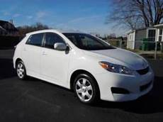 how cars run 2009 toyota matrix electronic toll collection sell used 2009 toyota matrix white 4dr sport h b one owner like new low low low 14k miles in