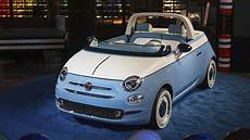 2018 fiat 500 spiaggina by garage italia and pinninfarina top speed