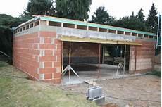 Mein Baublog Garage Der 196 Rger Mit Dem Dachdecker Geht