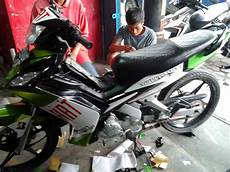 Variasi Motor Jupiter Mx by Sle Variasi Sticker Motor Express Sticker
