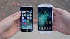s 4 se apple iphone 5s vs samsung galaxy s4