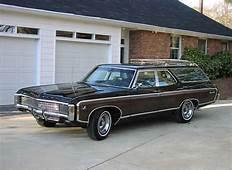 1969 Chevrolet Kingswood Wagon  Station Cars