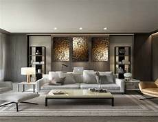 modern house interiors with dynamic texture and original modern heavy texture carved sculpture floral gold