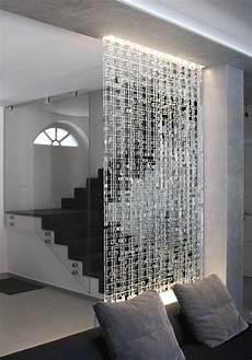 mur de s 233 paration fabrication artisanale en verre