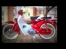 Model Modifikasi Motor by Model Terbaru Modifikasi Motor Minti Montor Honda C 70