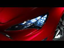 Scion FR S Concept Headlights Wallpapers