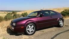 vw corrado vr6 modified 1994 vw corrado vr6 review
