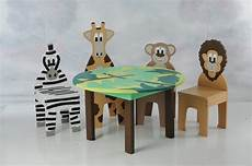 new ichart table and chairs set with 4 animal chairs