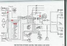 1966 mustang flasher diagram wiring schematic 1966 mustang park lights tell me how they are supposed to work ford mustang forum