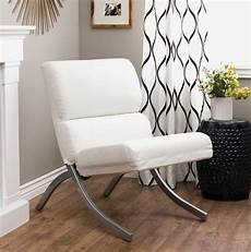 chairs for livingroom white accent chair bonded leather modern living room
