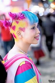 harajuku style hair haruka kurebayashi junnyan s colorful harajuku