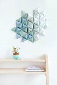 20 extraordinary smart diy paper wall decor free template