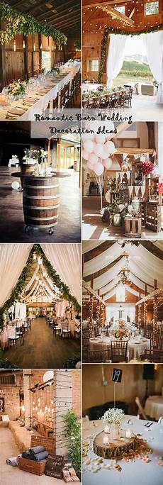 25 sweet and rustic barn wedding decoration ideas elegantweddinginvites com blog
