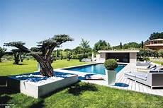 Jardin M 233 Diterran 233 En Contemporain Aix En Provence Agence