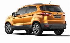 Der Neue Ford Ecosport 2018