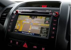 Kia Australia Adds Satellite Navigation To Optima Sorento