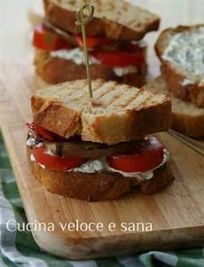 cucina sana e veloce panino vegetariano cucina veloce e sana