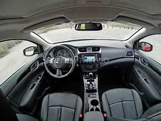 Nissan 2019 Sentra Interior Colors