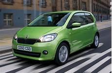 skoda up safest used car revealed skoda citigo beats volkswagen up autocar