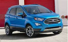 2018 ford ecosport titanium us wallpapers and hd
