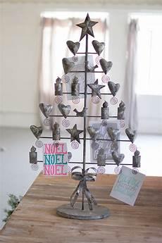 Rustic Grey Card Tree