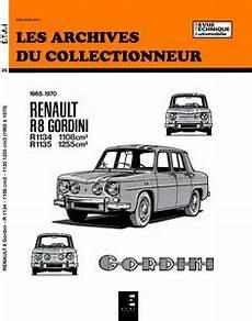 Fiche Technique Renault 8 Auto Titre
