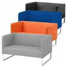 ikea sofa quot knopparp quot 2er sofa textil bezug waschbar