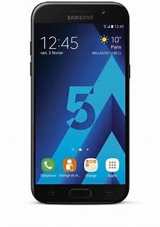 Samsung Galaxy A5 2017 Noir Avis Prix Et Caract 233 Ristiques