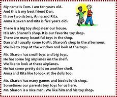reading exercises for beginners 19151 image result for reading comprehension for 12 yr esl students clara students