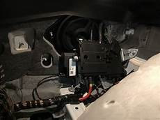 mercedes c class w205 auxiliary battery location