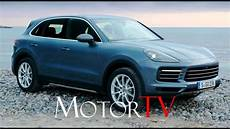 Test Drive 2018 Porsche Cayenne S V6 Bi Turbo 440 Ps
