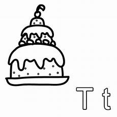 Buchstaben Ausmalbilder Zum Ausdrucken Kostenlos Kostenlose Malvorlage Buchstaben Lernen Ausmalbild T Zum