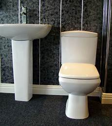 Badezimmer Wandverkleidung Kunststoff - discount pvc cladding for bathrooms in silver black
