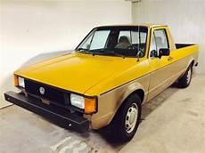 Volkswagen Rabbit Caddy Diesel For Sale Photos