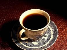 Gambar Makanan Lepek Minum Espreso Cangkir Kopi