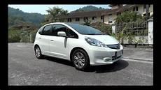 Honda Jazz 2012 - 2012 honda jazz hybrid start up vehicle tour and