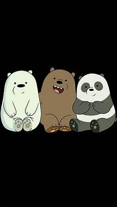 Lock Screen Iphone 6 We Bare Bears Wallpaper