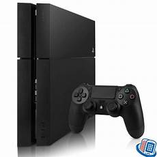 console ps4 refurbished sony playstation 4 ps4 ps 4 500gb jet black