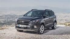Fahrbericht Neuer Ford Kuga 2017