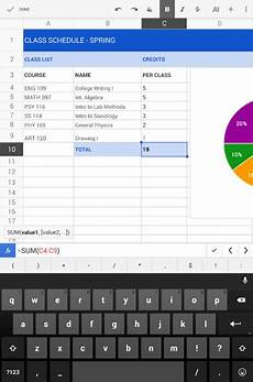 4 of the best spreadsheet apps for android make tech easier