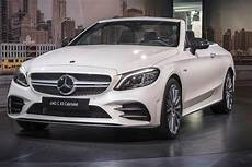 Mercedes C43 Convertible Review 2019 mercedes amg c43 convertible review trims specs and