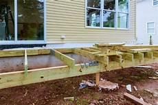 materiel pour terrasse bois terrasse bois composite quels prix pour le mat 233 riel et