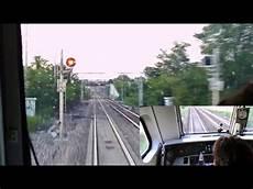 treno genova pavia cab ride genova sul treno mare real audio