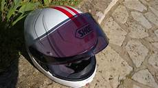 cwr 1 transitions photochromic visor and shoei nxr