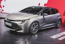toyota verso neues modell 2018 toyota auris 3 2018 erste bilder motoren hybrid