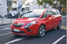 Neuer Opel Zafira Kommt 2015 Autobild De