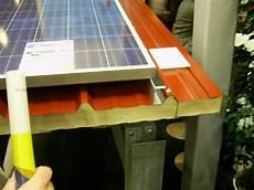 Photovoltaik Auf Trapezblech