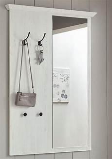 garderobenpaneel mit spiegel home affaire garderobenpaneel mit spiegel 171 california 187 105